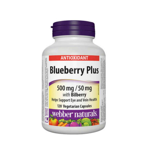 webber-naturals-bright eyes and anti-aging 老concentrate 藍berry 精Hua