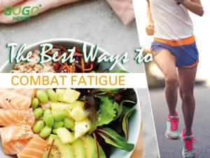 The Best Ways to Combat Fatigue