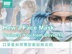 使用口罩预防新冠肺炎